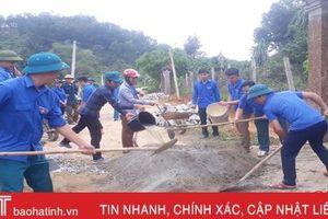 Sôi nổi các hoạt động khởi động Tháng Thanh niên ở Hà Tĩnh