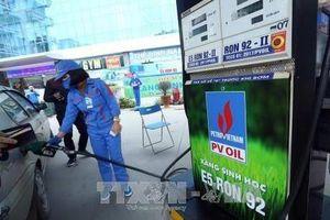 Hôm nay, giá xăng, dầu tăng gần 1.000 đồng/lít