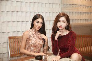HOT: Đối thủ đáng gờm gốc Việt phải thốt lên câu này khi gặp Nhật Hà tại Miss Int' Queen