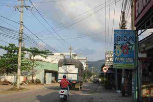 Bình Định: Điều tra, đánh giá các điểm có khả năng nhiễm dioxin, kim loại nặng tại phường Trần Quang Diệu