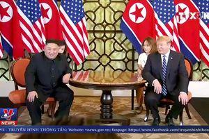 Tổng thống Mỹ tiếp tục đưa ra đánh giá về quan hệ với nhà lãnh đạo Triều Tiên