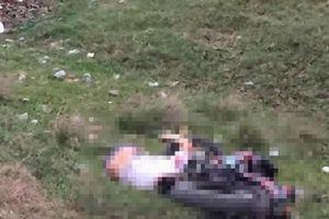Hưng Yên: Phát hiện thi thể nam thanh niên cạnh bờ đê