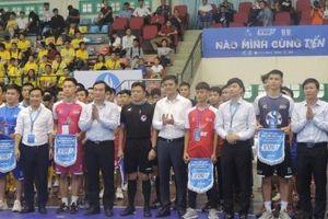 Khai mạc Giải Thể thao sinh viên Việt Nam -VUG lần 7 khu vực Hà Nội