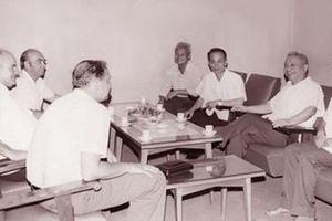 Bộ trưởng Trần Quốc Hoàn với Bộ đội Biên phòng Việt Nam