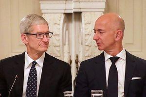 Những sếp quyền lực nhất giới công nghệ từng học ngành gì?
