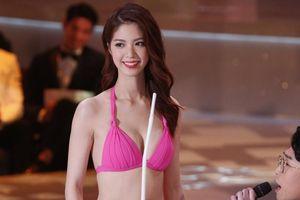 Người đẹp gợi cảm, ứng xử kém đăng quang Hoa hậu Quốc tế Trung Quốc