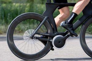 Xe đạp không xích nhanh hơn, tốn ít năng lượng hơn