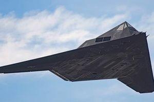 F-117A đã ném bom Syria nhưng S-400 không hề hay biết?