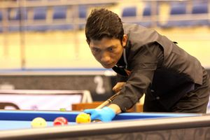 Ngô Đình Nại vuột cơ hội vào chung kết giải Billiards Hàn Quốc lấy tiền thưởng 1,1 tỷ đồng
