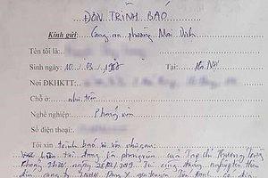 Phóng viên Tạp chí Thương trường bị hành hung: Nếu những kẻ côn đồ không bị xử lý...