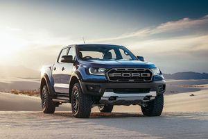 Bán tải 'khủng' Ford Ranger Raptor tại Anh có gì đặc biệt?