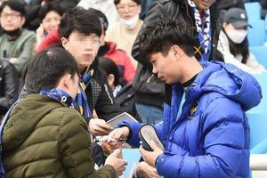 Nguyên nhân Công Phượng không được HLV Incheon United cho ra sân