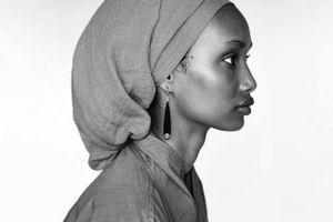 Ugbad Abdi, người mẫu Somalia phá vỡ các giới hạn tại Tuần lễ thời trang Paris