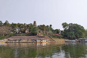 Đề xuất khám phá Huế bằng thủy phi cơ và làm bến gần chùa Thiên Mụ