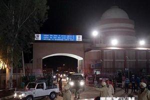 Ấn Độ khẳng định sẵn sàng hỗ trợ Pakistan chống khủng bố