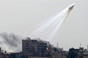 Thực hư thông tin liên quân Mỹ tại Syria thả bom phốt pho trắng