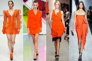 Dự báo thời tiết – Tư vấn thời trang ngày 4/3: Màu cam đào thách thức mưa dông miền Bắc