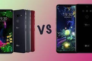 LG G8 ThinQ và V50 ThinQ: Đâu là chiếc flagship đỉnh cao để chọn?