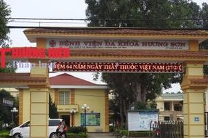 Hương Sơn - Hà Tĩnh: Bé gái tử vong sau sinh