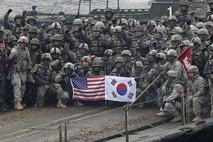 Sau Hội nghị Thượng đỉnh Mỹ - Triều, Mỹ - Hàn Quốc hủy bỏ các cuộc tập trận lớn