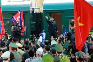 Tàu ông Kim thẳng hướng bắc, không dừng ở Bắc Kinh gặp ông Tập