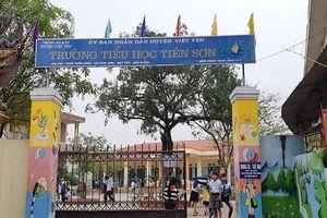Đình chỉ thầy giáo ở Bắc Giang bị tố dâm ô nhiều nữ sinh