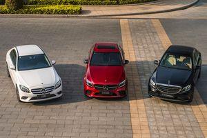 Đánh giá nhanh Mercedes-Benz C-Class 2019