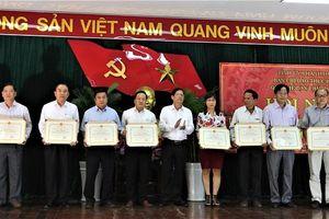 PC Khánh Hòa nhận Bằng khen xuất sắc về thực hiện quy chế dân chủ