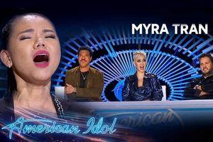 Cô gái Việt cất giọng khiến ban giám khảo American Idol kinh ngạc