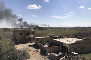 IS điên cuồng chống cự khi liên quân tung đòn giáng cuối cùng ở Syria
