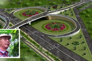 BOT có 2 tuyến tránh qua 1 thành phố: Bộ chọn lối nào?