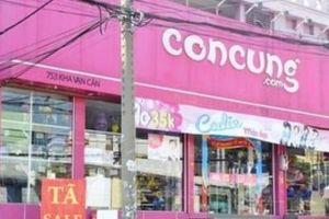 'Tham quan' cửa hàng Con Cưng lúc rạng sáng, thanh niên bị công an bắt giữ
