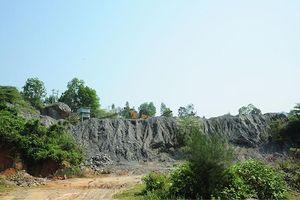 Doanh nghiệp chậm hoàn thổ sau khai thác khoáng sản