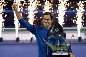 Roger Federer: Cột mốc thứ 100 và những con số