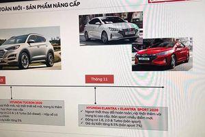 Hyundai Tucson và Elantra 2019 'lộ hàng' tại Việt Nam