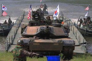 Nhìn lại cuộc tập trận cực 'khủng' mà Mỹ Hàn chuẩn bị giải tán