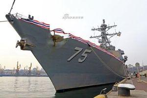 Mỹ mở cửa tàu khu trục cho dân Ukraine thăm quan, Nga nóng mặt