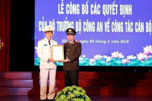 Bổ nhiệm cựu đại tá Biên phòng làm Giám đốc Công an Hà Tĩnh
