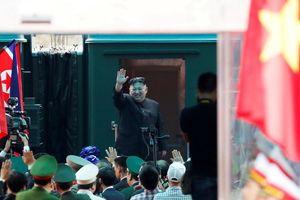 Đoàn tàu chở Chủ tịch Kim Jong-un chạy thẳng, không dừng ở Bắc Kinh