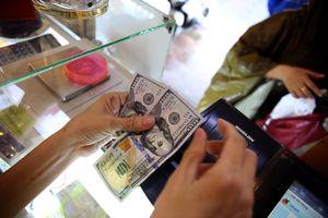 USD tự do tăng giá mạnh