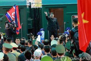 Tàu bọc thép của ông Kim Jong-un hướng về phía Bắc, không dừng ở Bắc Kinh
