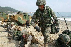 Mỹ - Hàn quyết định bất ngờ tập trận chung sau thượng đỉnh