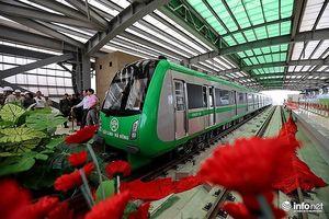 Đường sắt Cát Linh - Hà Đông: Dự kiến giá vé thấp nhất 8.000 đồng/lượt
