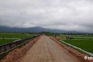 Hà Tĩnh: Đường nông thôn mới thi công kém, chủ đầu tư tiết lộ bất ngờ