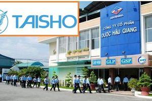 Taisho Nhật Bản chi gần 150 triệu USD 'thâu tóm' cổ phiếu Dược Hậu Giang, nâng tỷ lệ sở hữu lên trên 56%
