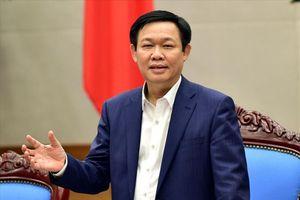 Phó Thủ tướng Vương Đình Huệ được phân công trực tiếp chỉ đạo 'siêu ủy ban'