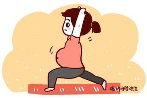 Mẹ bầu có lười đến mấy chỉ cần đều đặn tập những BÀI TẬP ĐƠN GIẢN này thì vào phòng sinh, RẶN MỘT HƠI LÀ SINH XONG