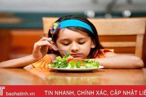 Thiếu kẽm nguy hiểm thế nào đến sự phát triển của trẻ?