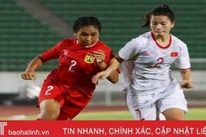 U16 nữ Việt Nam khởi đầu thuận lợi ở vòng loại châu Á 2019