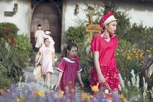Gần 400 mẫu nhí khuấy đảo buổi casting Tuần lễ thời trang trẻ em